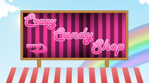 Crazy Candy Shop