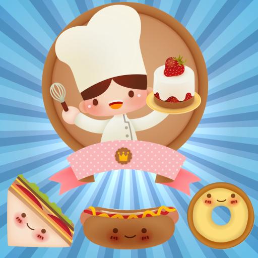食物的孩子 遊戲為幼兒  教育遊戲 ! LOGO-APP點子