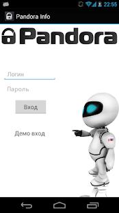 Pandora Info Screenshot 8