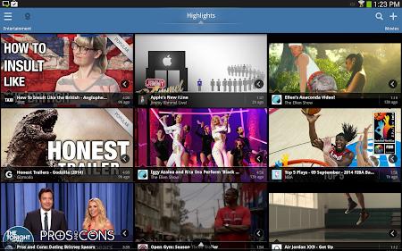 Vodio: Watch Videos, TV & News 1.7.1 screenshot 159729