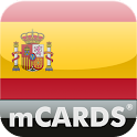mCARDS Spanish Course Starter icon