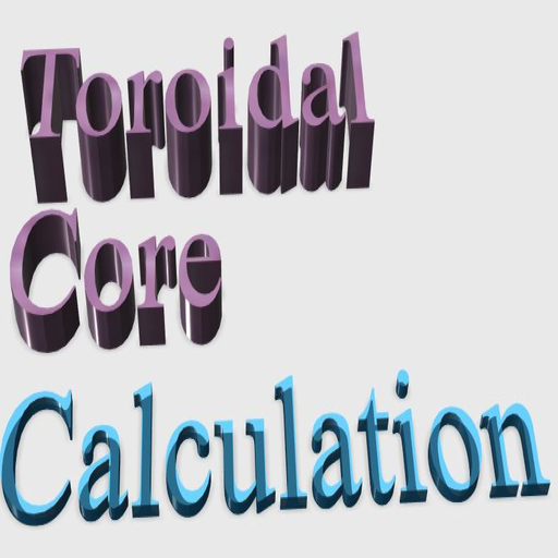 Toroidal core calculation 工具 App LOGO-APP試玩