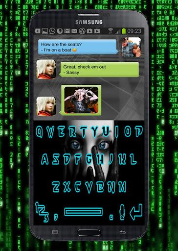 【免費個人化App】No Escape Keyboard Skin-APP點子