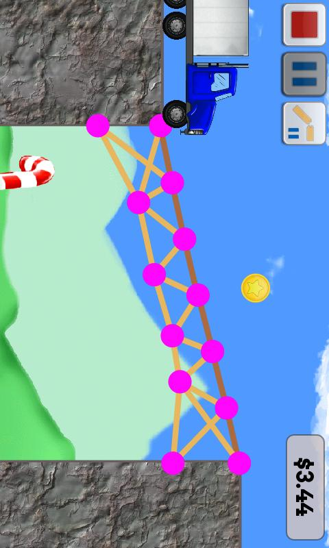 Gumdrop Bridge - screenshot