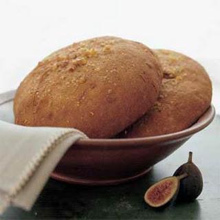 Wheat Berry-and-Walnut Bread