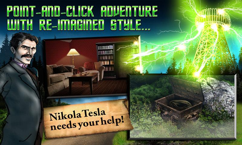 Tesla's Electric Mist - 1 - screenshot