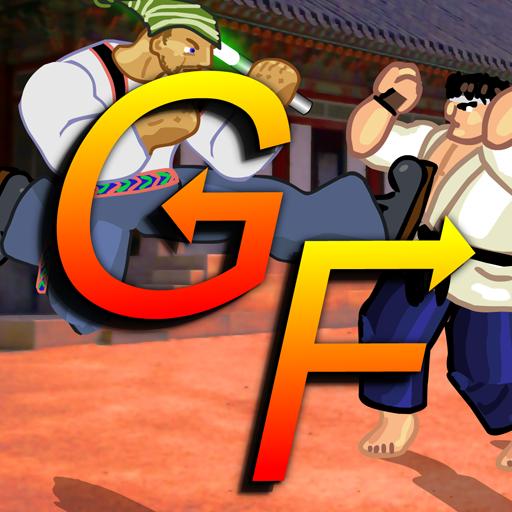 街機App|格鬥遊戲 LOGO-3C達人阿輝的APP