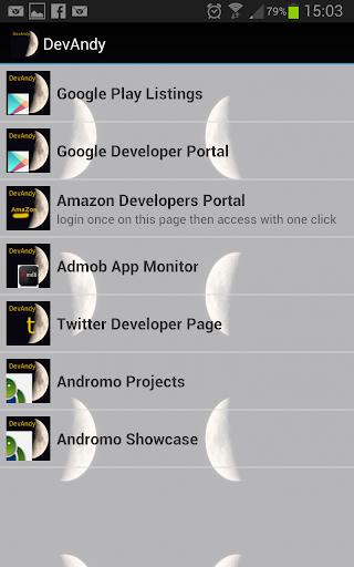 DevAndy- Handy developers tool