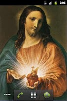 Screenshot of Jesus Blessing Wallpaper