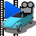 SensorVideoPlayer logo