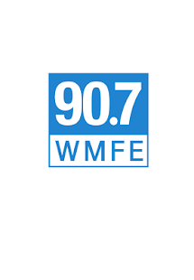 WMFE Public Radio App- screenshot thumbnail
