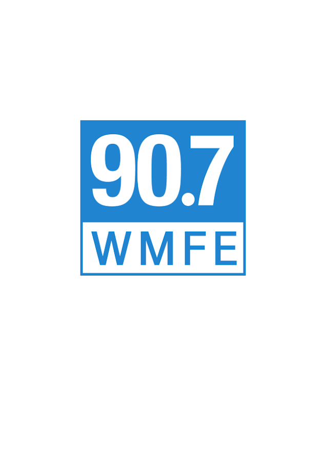 WMFE Public Radio App- screenshot