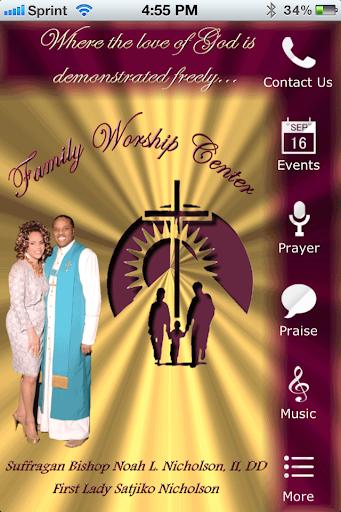 Family Worship Center Chicago