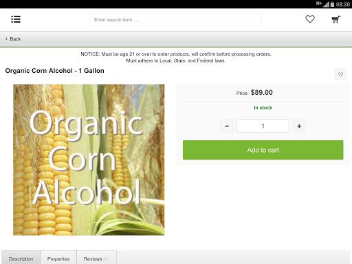 【免費購物App】Alcohol+-APP點子