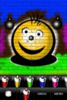 Screenshot of Spray Painter