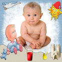 Baby Frame Collages icon