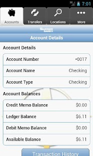 1st Mariner Bank - Mobile Bank - screenshot thumbnail