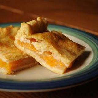 Peach Finger Pie