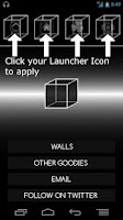 Screenshot of Webcons Launcher Icons