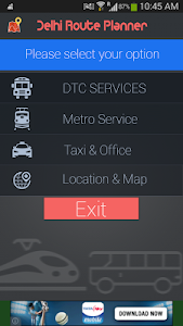 Bus Route App screenshot 0