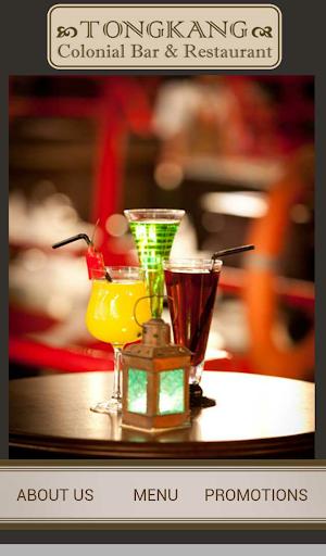 TongKang Colonial Bar