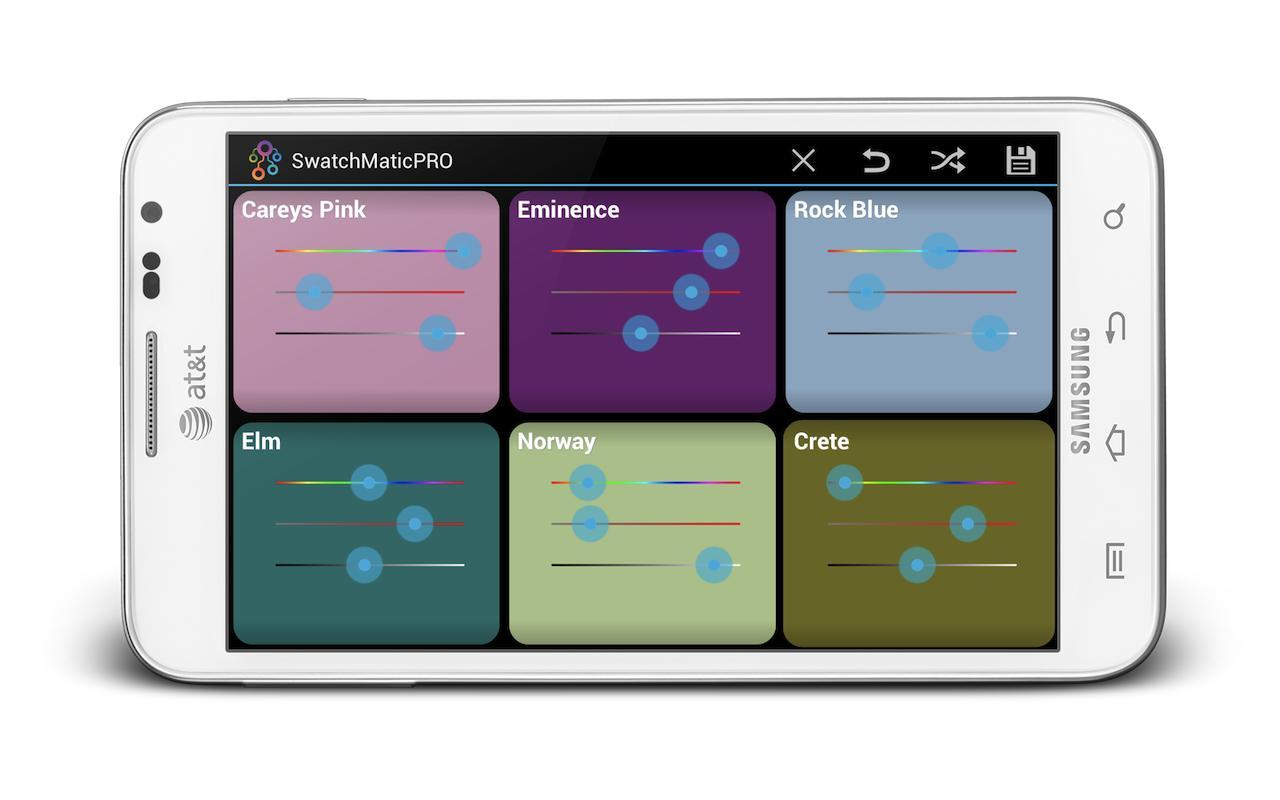 SwatchMatic - screenshot