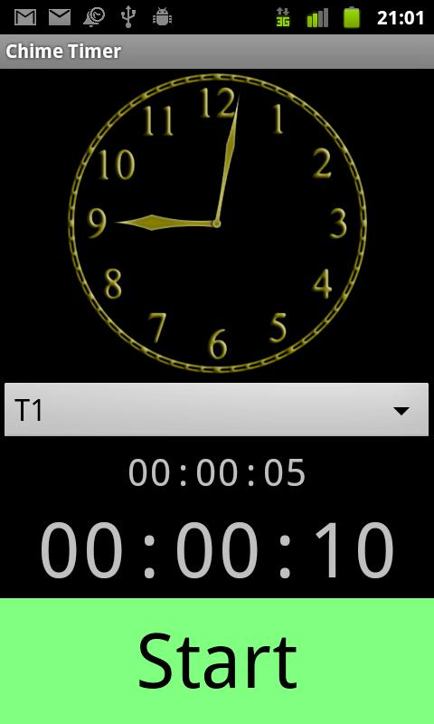 Chime Timer - screenshot