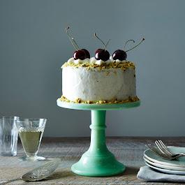 """Jadeite Cake Plate - 6"""""""