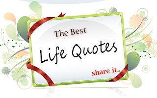 Screenshot of The Best Life Quotes