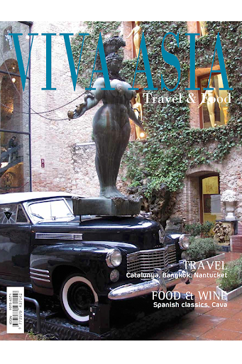 Viva Asia Travel Food Magazine