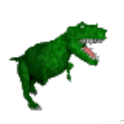 Dino Attack Hunt logo