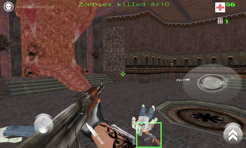 Quake 3 Engine- Zombie (alpha) - screenshot