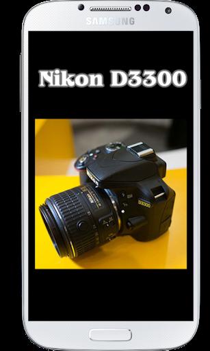 D3300 Tutorial