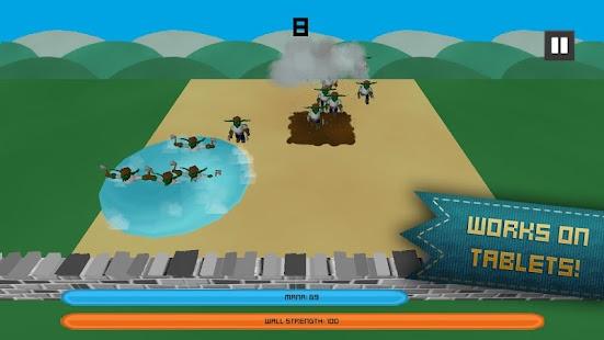 HydroMancer - Castle Defence