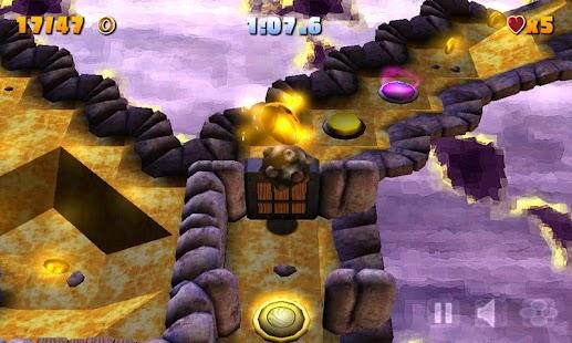 Marball Odyssey Free - screenshot thumbnail