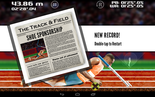 QWOP- screenshot thumbnail