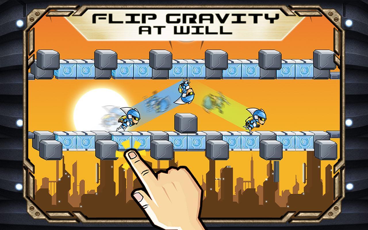 Gravity Guy screenshot #10