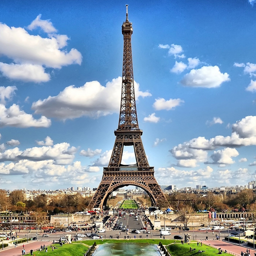 巴黎壁紙 個人化 App LOGO-硬是要APP