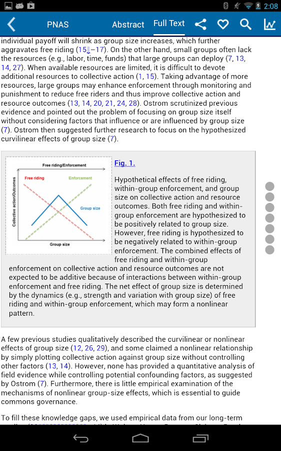 PNAS - screenshot