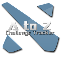 A to Z Challenge Tracker icon