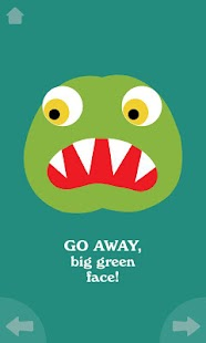 Go Away, Big Green Monster!- screenshot thumbnail