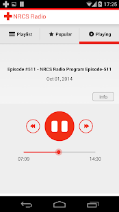 NRCS Radio- screenshot thumbnail