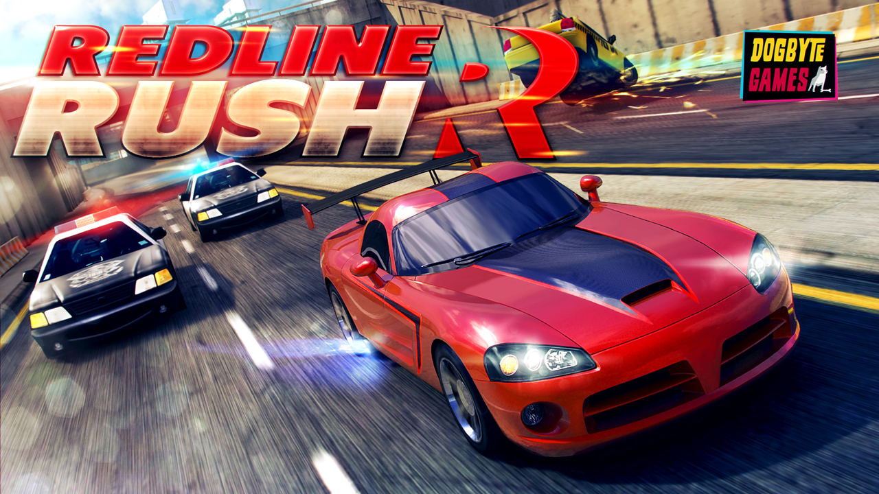 Redline Rush - screenshot