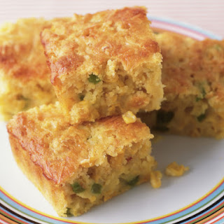 Jalapeno and Bacon Cornbread