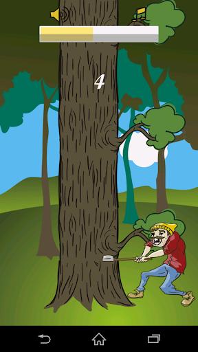 【免費街機App】Timber Jack-APP點子