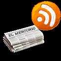 Lector de RSS - El Mercurio icon