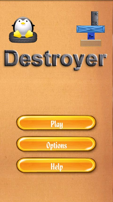 Destroyer Free - screenshot