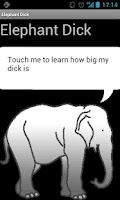 Screenshot of Elephant Dick