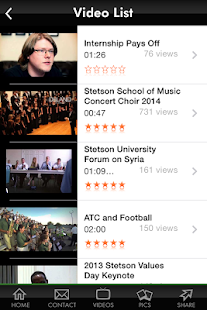 Stetson University - screenshot thumbnail