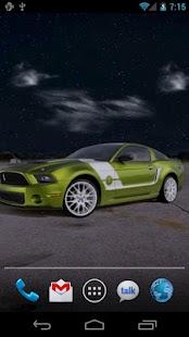 Ford Mustang Custom Wallpaper